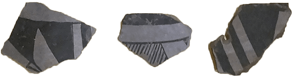Cibola (corrugated) Gray Ware
